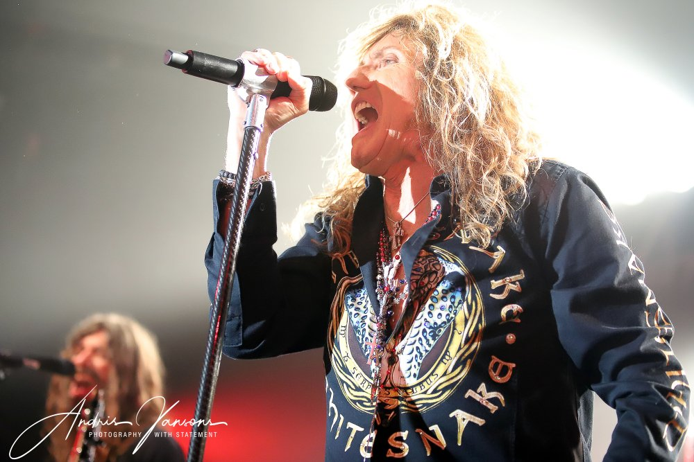 LIVE REVIEW: Whitesnake – New Jersey, May 7th 2019 – The ...