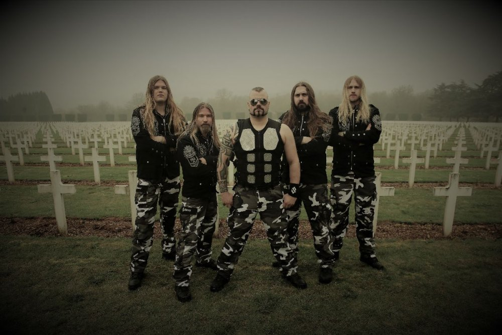 """Sabaton set to release new album """"The Great War"""" on Friday – The Rockpit"""