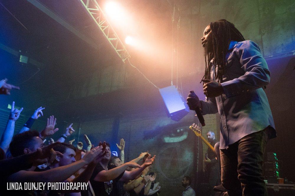 LIVE REVIEW: Sevendust – Perth, April 30th 2019 – The Rockpit