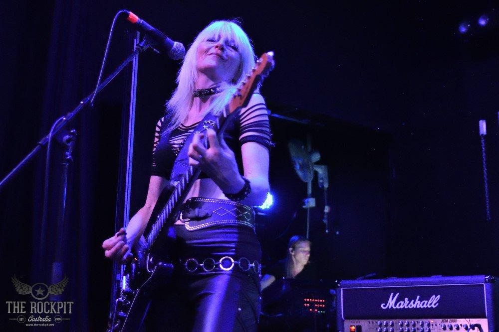 b811736cbf6 LIVE REVIEW: Girlschool, Raven, Tank – Sydney, June 28th 2019 – The ...