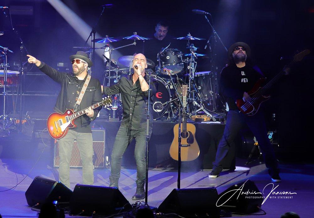 LIVE REVIEW: Live / Bush – New Jersey, June 15th 2019 – The Rockpit