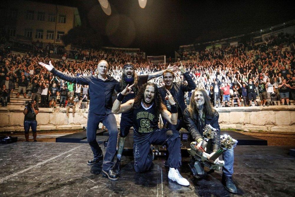 Mr Big Tour 2020 Sons Of Apollo announce 2020 MMXX North America tour – The Rockpit