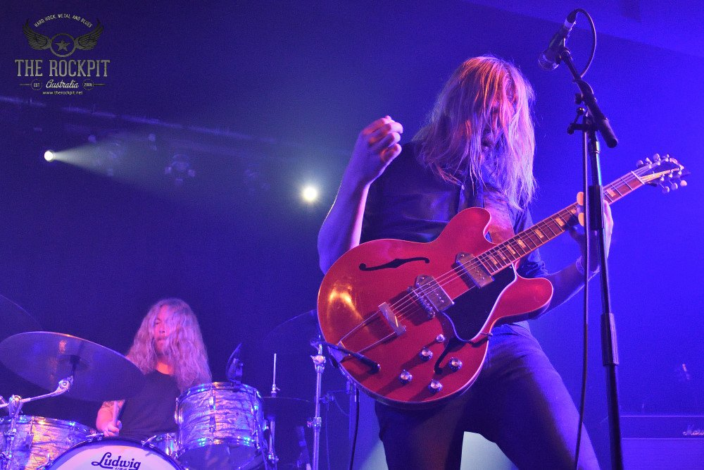 Live Review Graveyard Sydney August 24th 2019 The