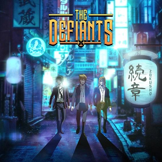 ALBUM REVIEW: The Defiants – Zokusho – The Rockpit