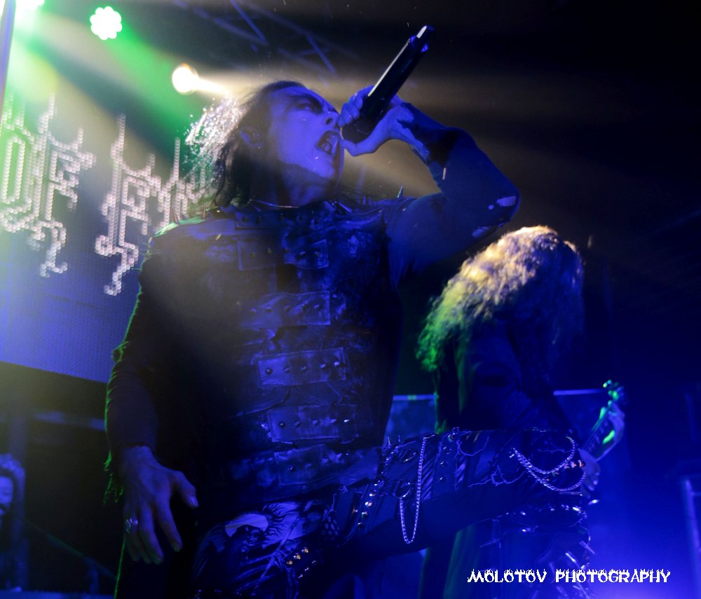 LIVE REVIEW: Cradle Of Filth – Perth, September 3rd 2019