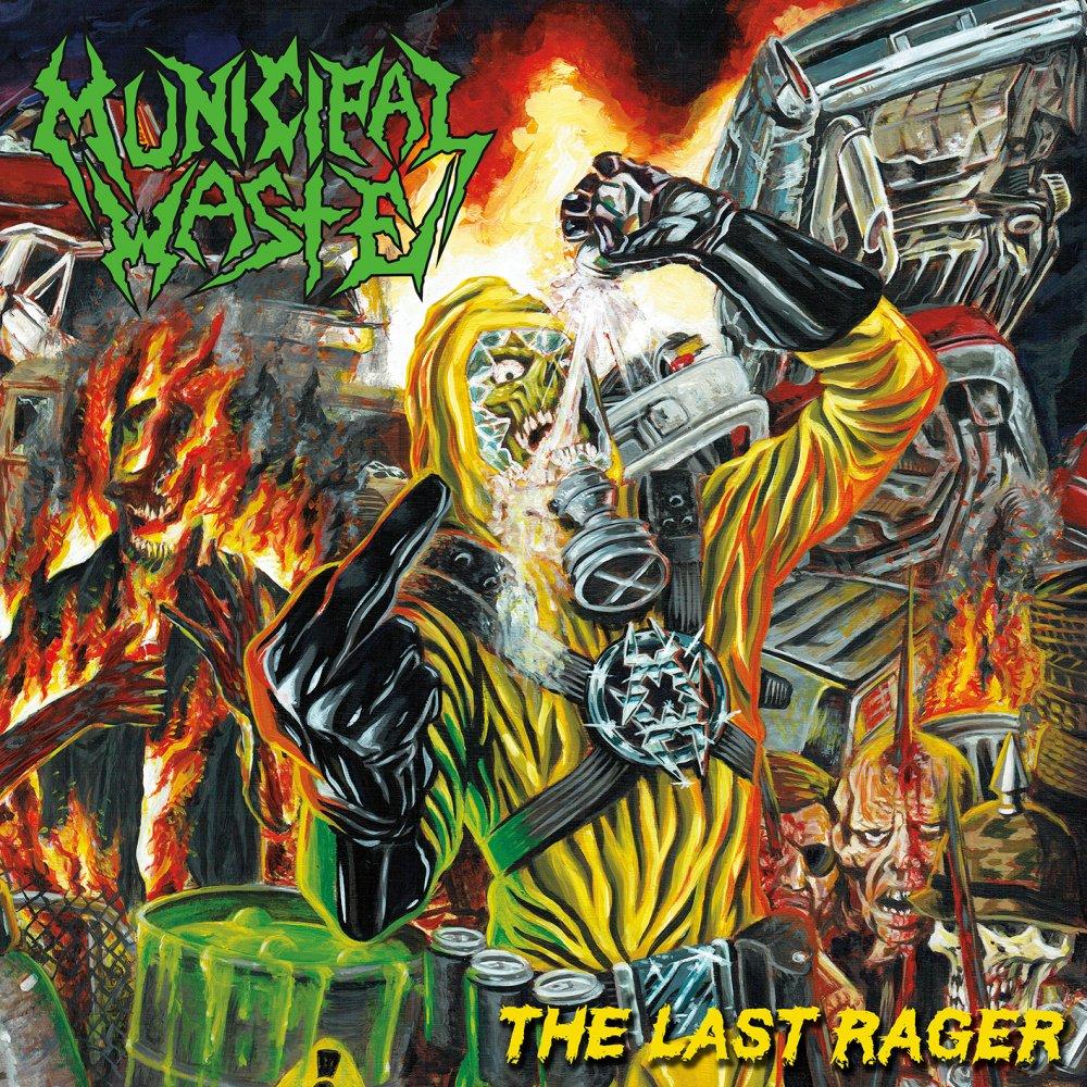 Αποτέλεσμα εικόνας για municipal waste rager review