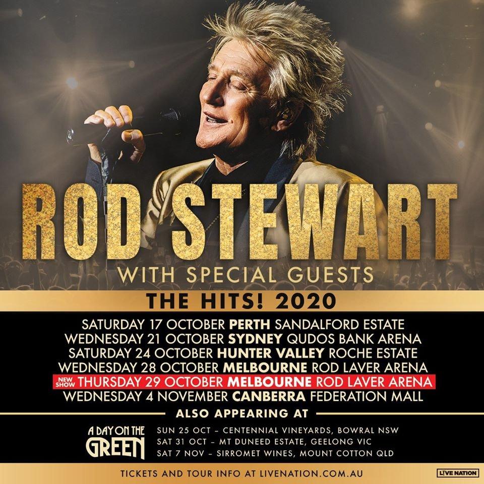 rod stewart concerts 2020