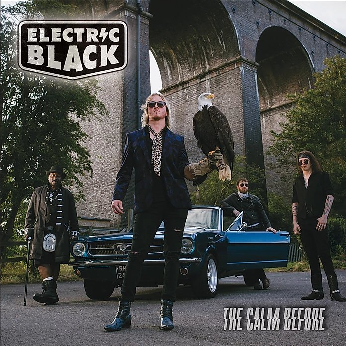 Electric Black - The Calm Before