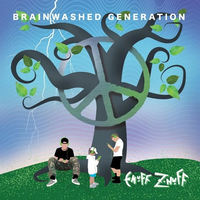 Enuff Z'nuff - Brainwashed Generation