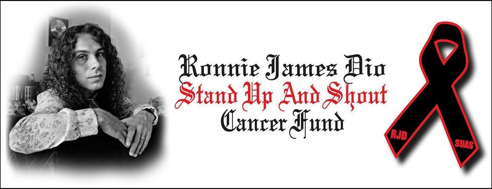 Ronnie James Dio Stand Up And Shout Cancer Fund celebrates Dio's birthday  with special video – The Rockpit