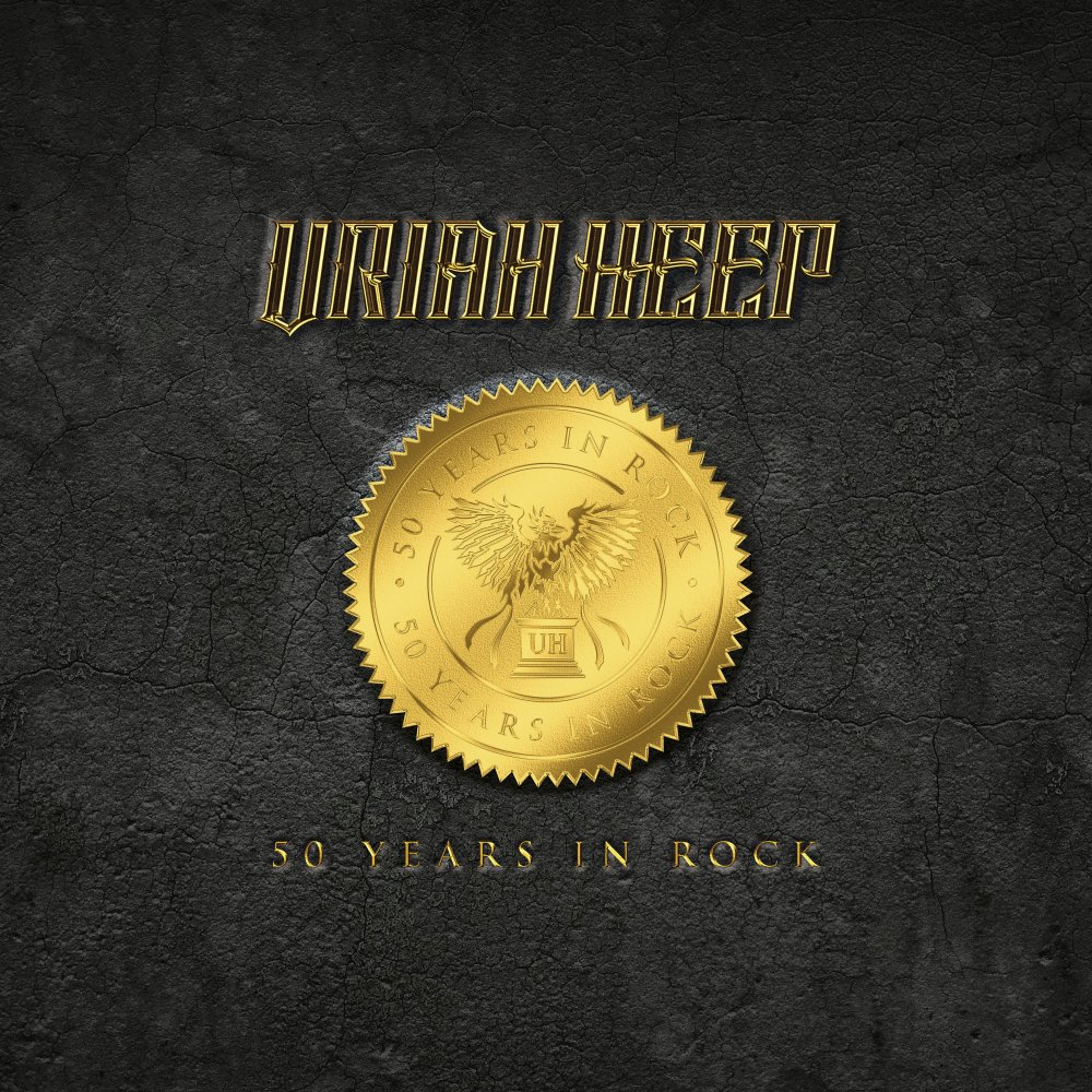 Uriah Heep To Issue Fifty Years In Rock Super Deluxe Box Set The Rockpit