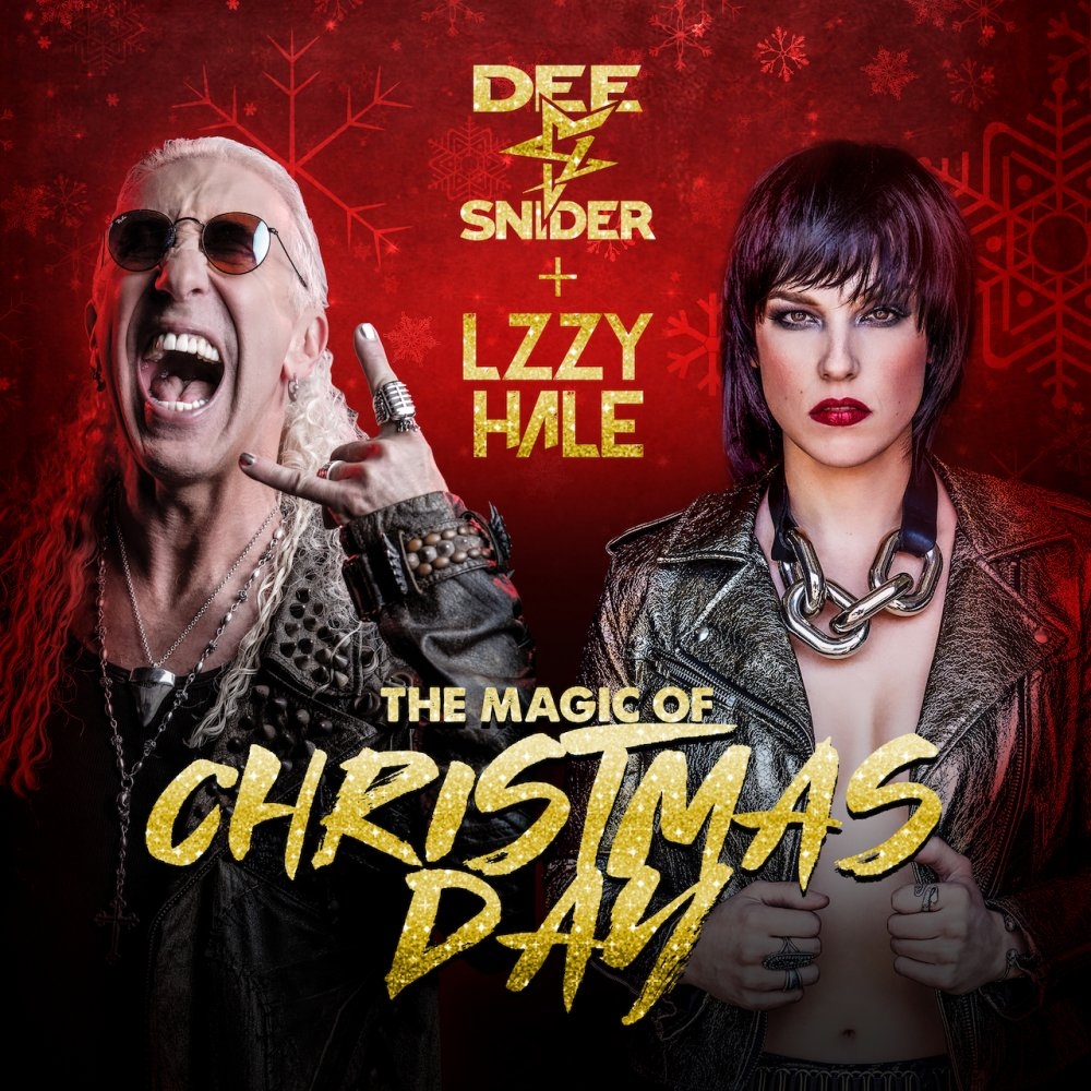 Dee Snider Lzzy Hale Team Up For The Magic Of Christmas Day The Rockpit