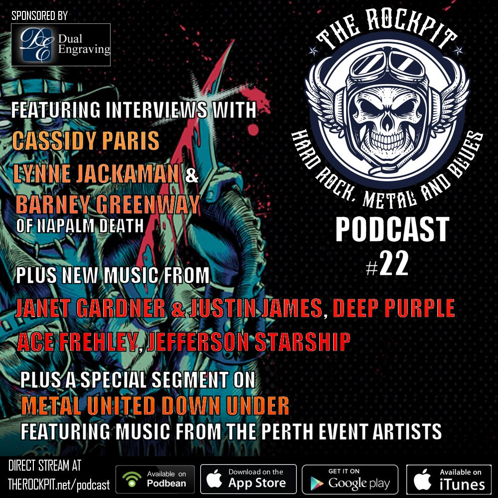 The Rockpit Podcast: Episode 22