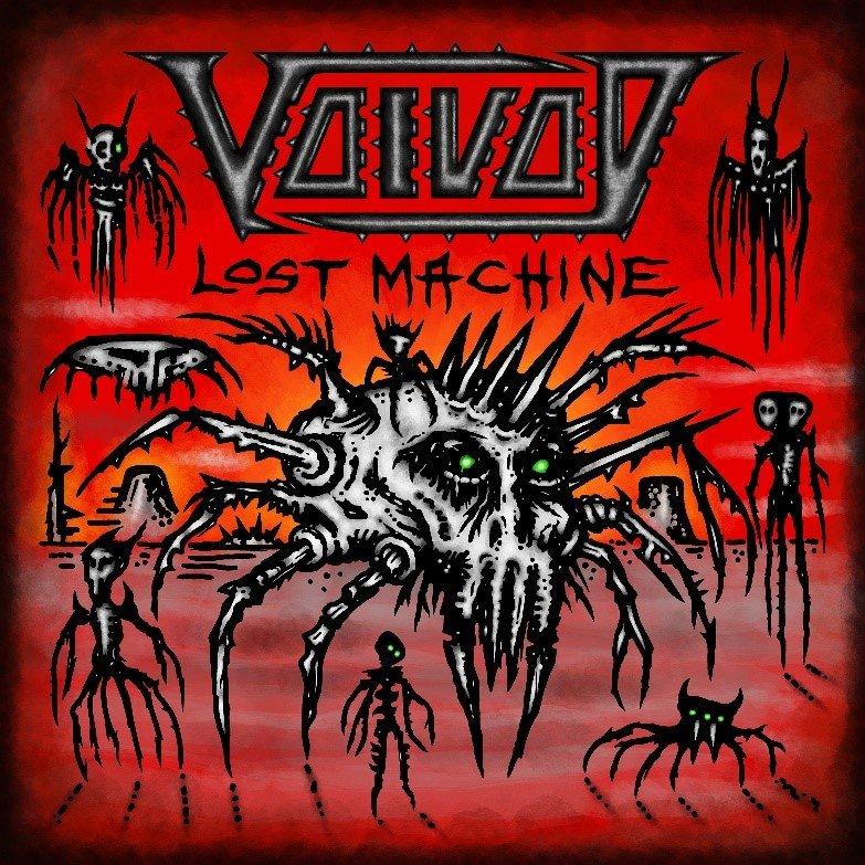 Voicod - Lost Machine - Live