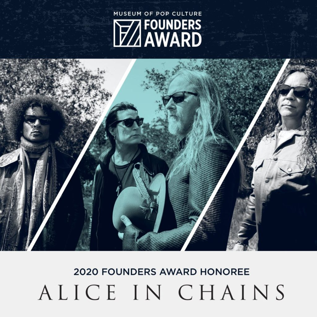 Alice In Chains - Founders Award