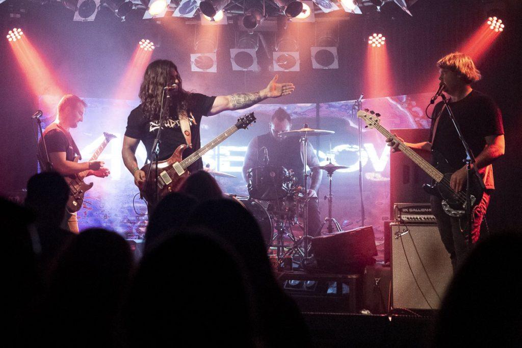 Amberdown - Perth November 13th 2020 | Photo Credit: Karen Lowe