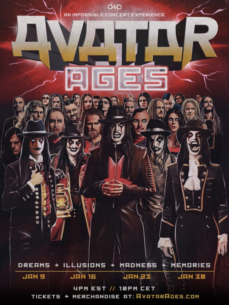 Avatar Ages - An Impossible Concert Experience