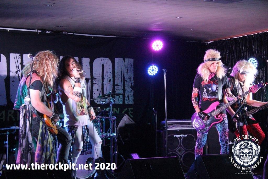Hair Metal Heaven - November 20th 2020 Perth