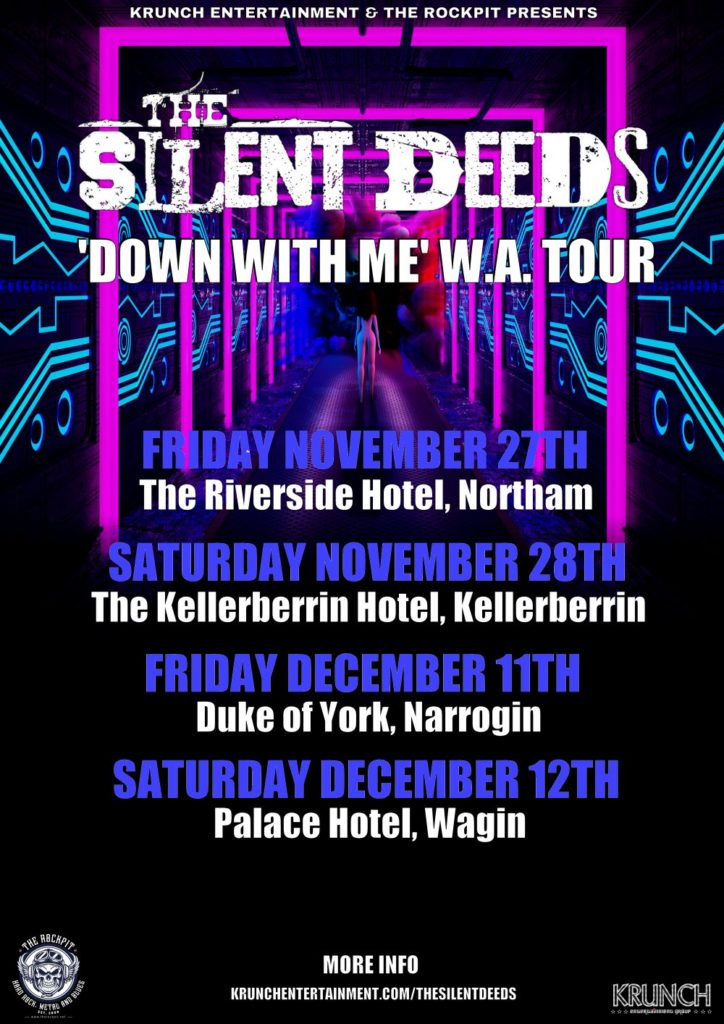 The Silent Deeds WA Tour