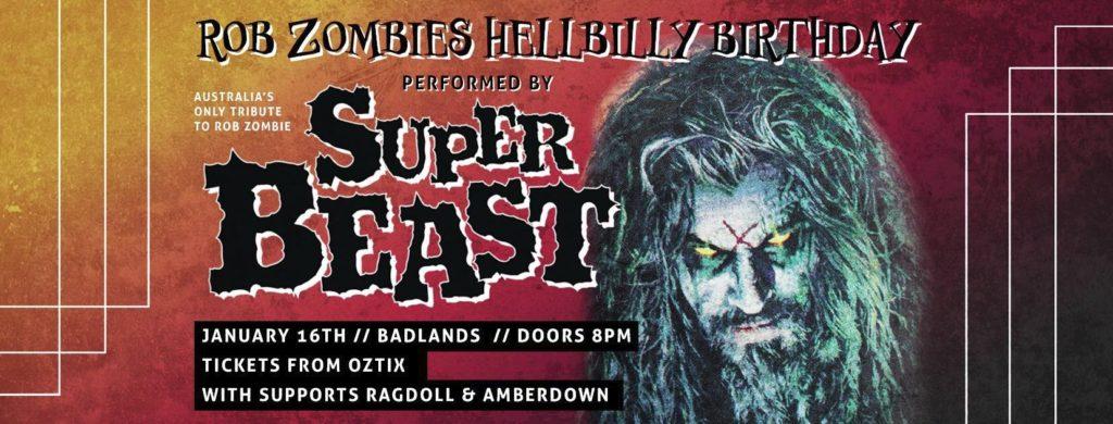Super Beast - Rob Zombie Tribute