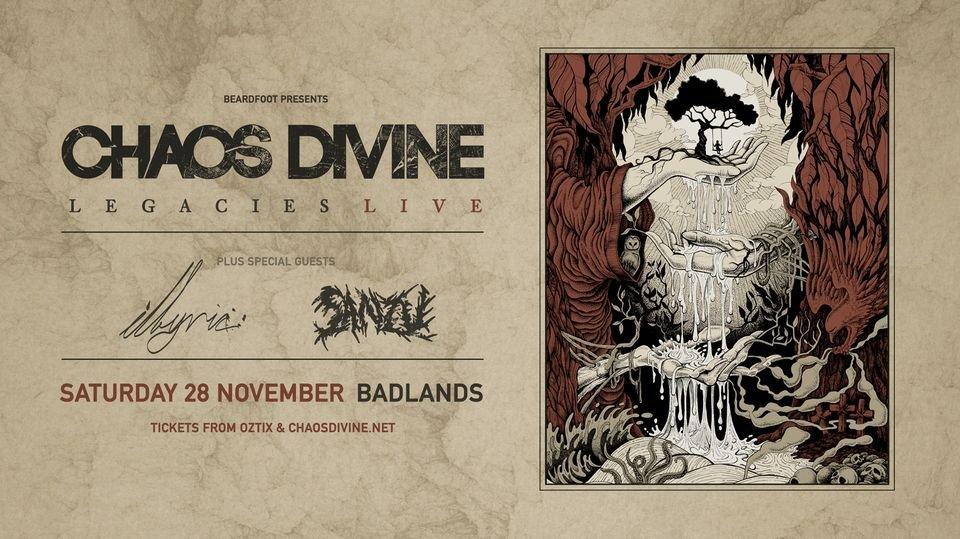 Chaos Divine - Legacies Live