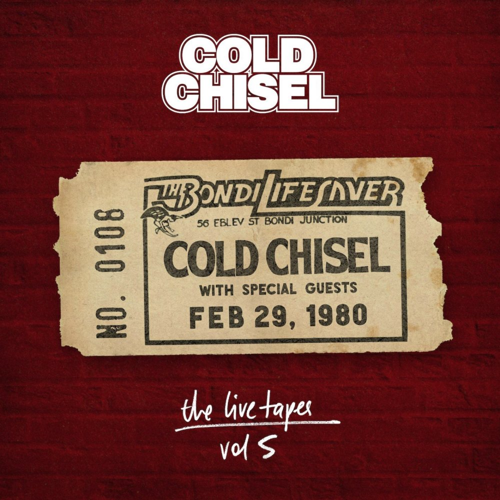Cold Chisel - Bondi Lifesaver