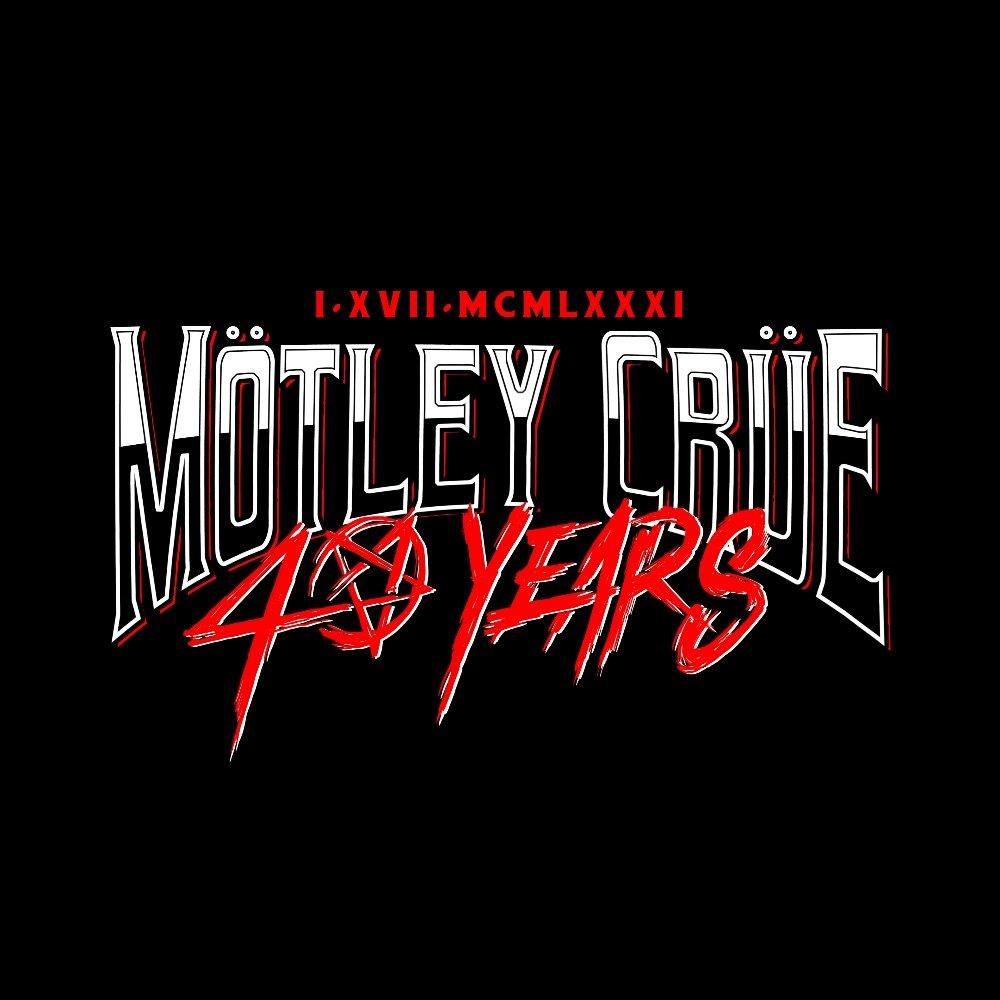 Motley Crue 40 Years