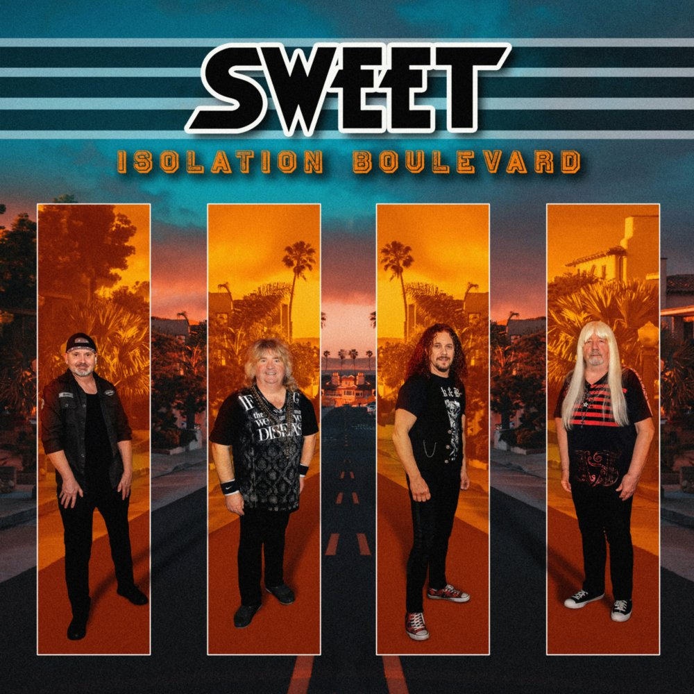 Sweet - Isolation Boulevard