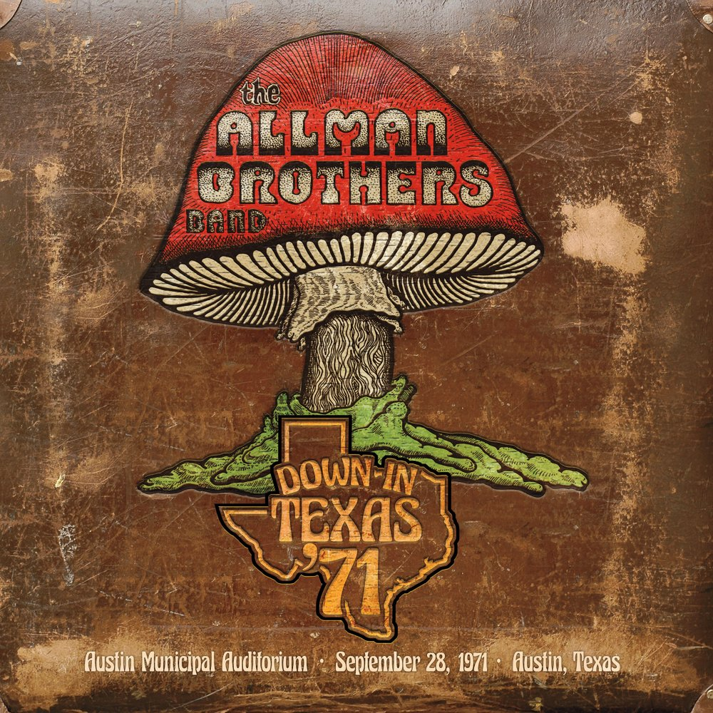 The Allman Brothers Band - 'Down In Texas '71'
