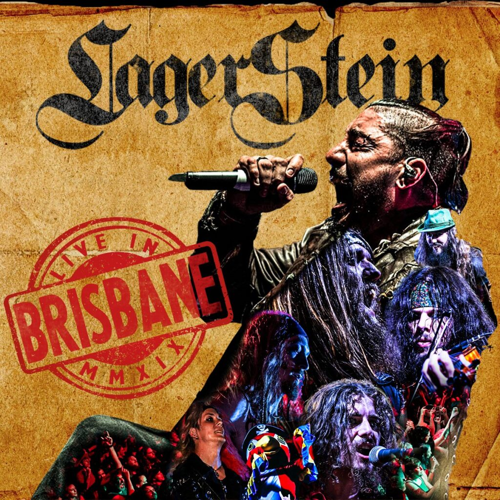 Lagerstein - Live In Brisbane