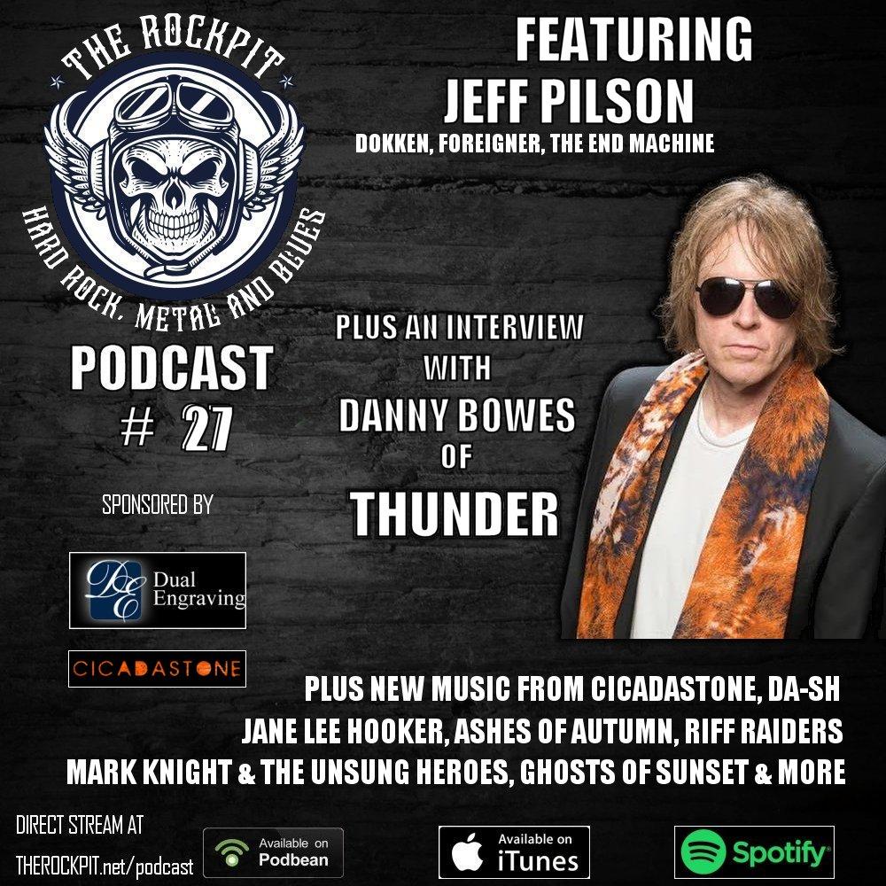 The Rockpit Podcast Episode 27