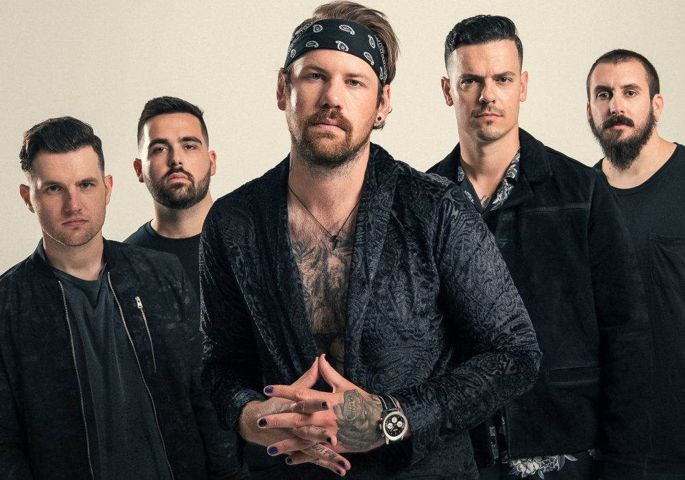 VIDEO: Beartooth share new song 'Fed Up' taken from new album 'Below' - The  Rockpit
