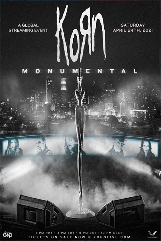 Korn: Monumental