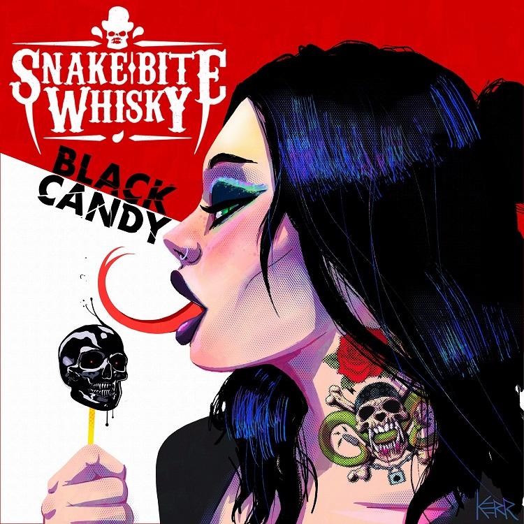 Snake Bite Whisky - Black Candy
