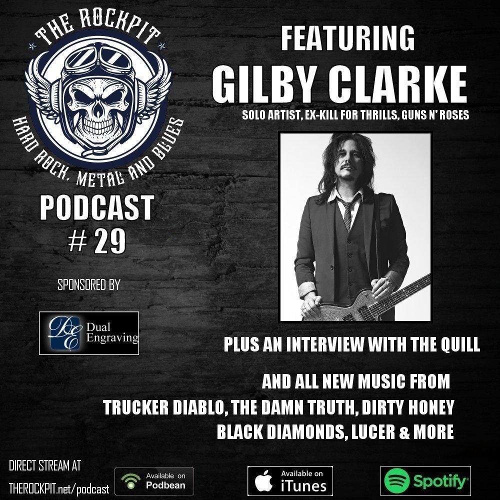 The Rockpit Podcast: Episode 29