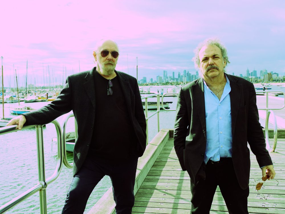 Ed Kuepper & Jim White