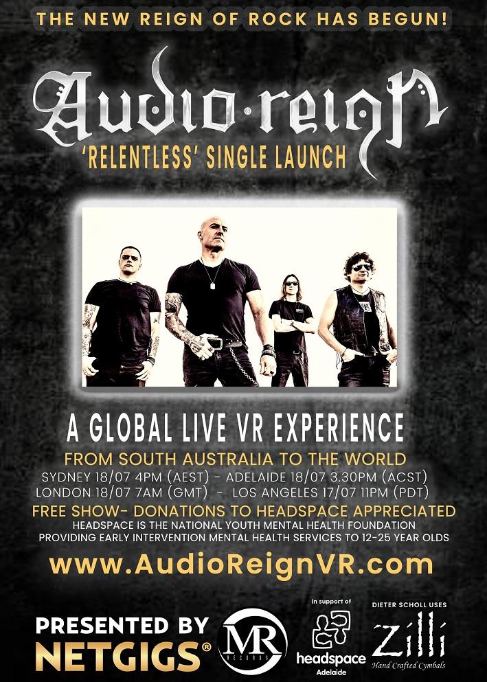 Audio Reign New Single